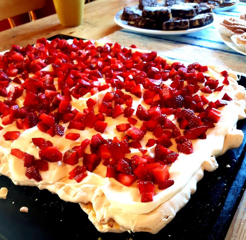 Annas tårta