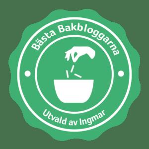 Bästa Bakbloggarna - Utvald av Ingmar
